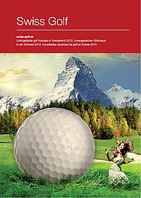 Swiss Golf Guide